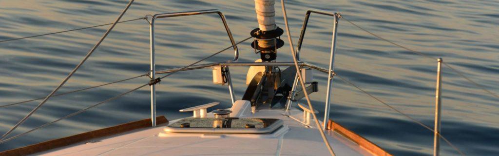5 лучших направлений на Средиземном море для путешествия на яхте