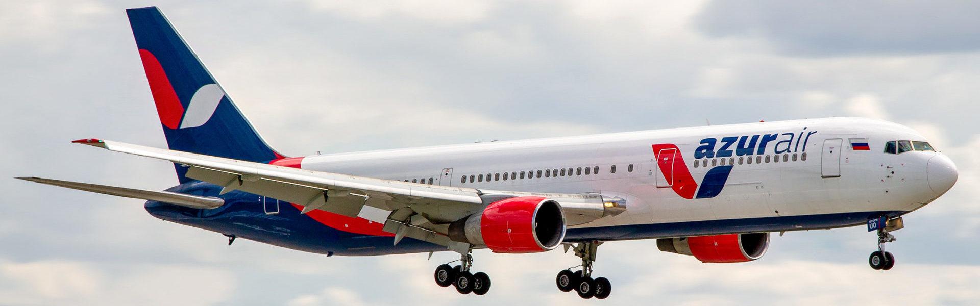 AZUR air запустит рейс из Владивостока в Дубай