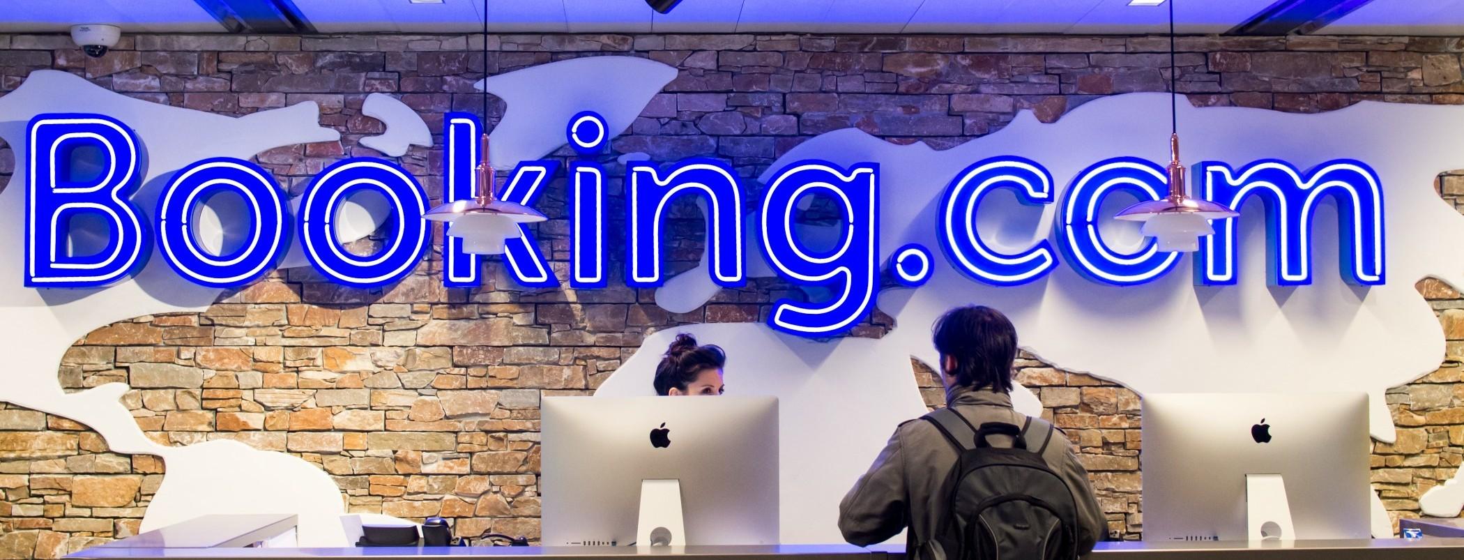Booking.com предлагает скидки до 40 % к «черной пятнице»
