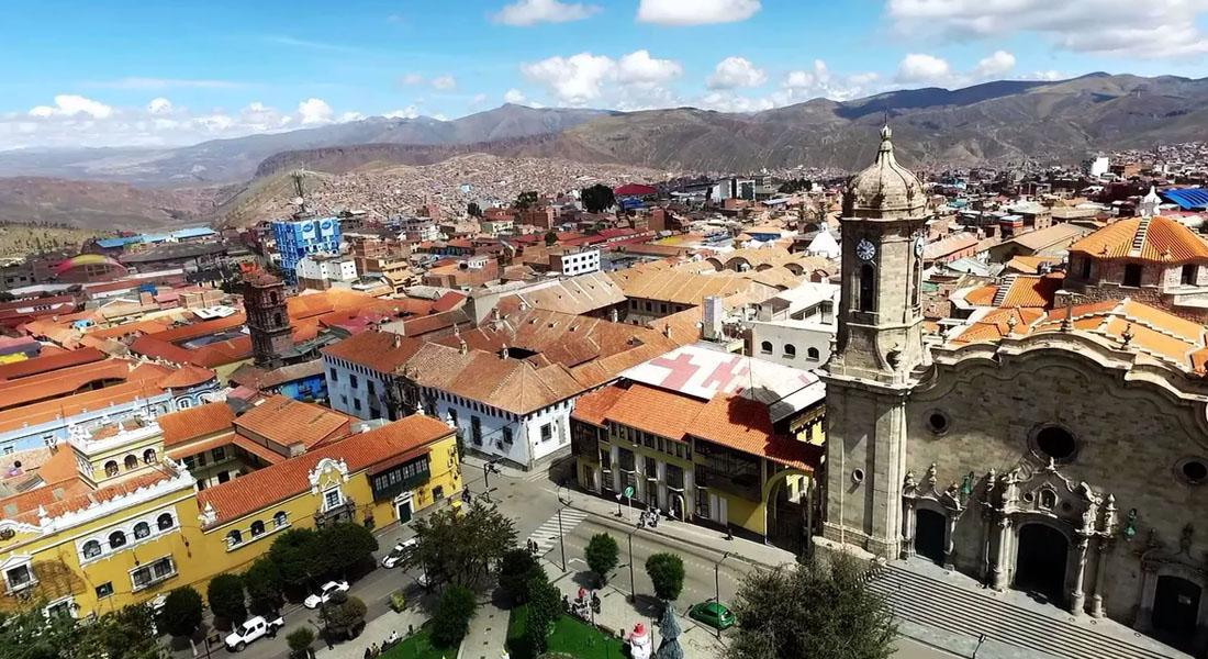 Боливия, Потоси