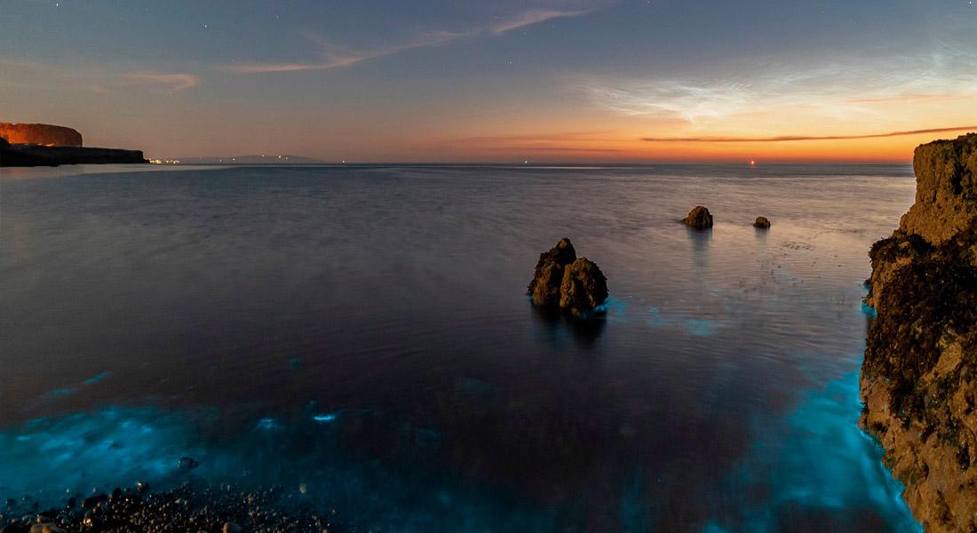 Свечения и миражи Байкала