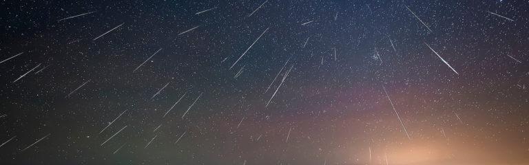 Сильнейший звездопад над Беларусью ожидается на этой неделе