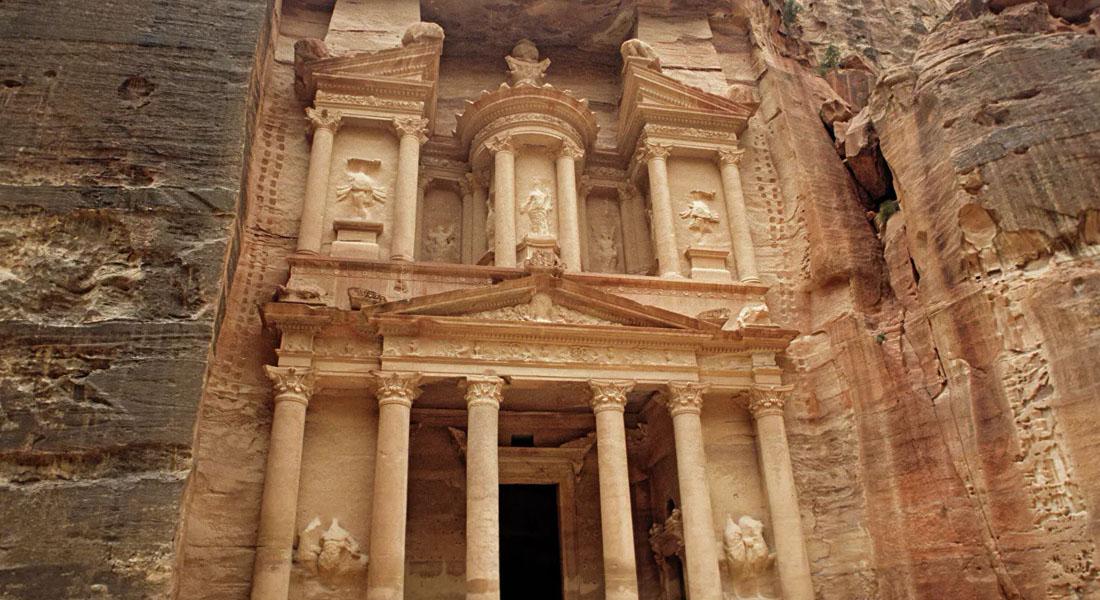 Иордания, храм Эль-Хазне