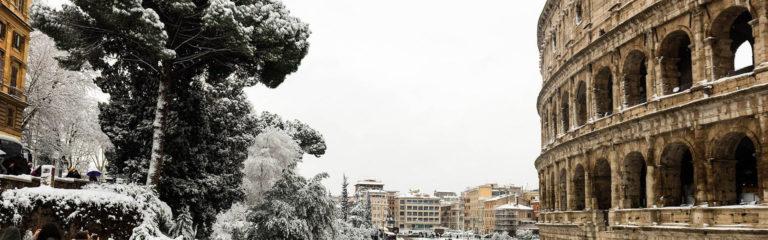 Европа зимой - билеты дешевле, туристов меньше