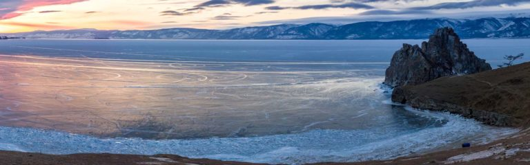 Байкал - самое величественное и удивительное место в России