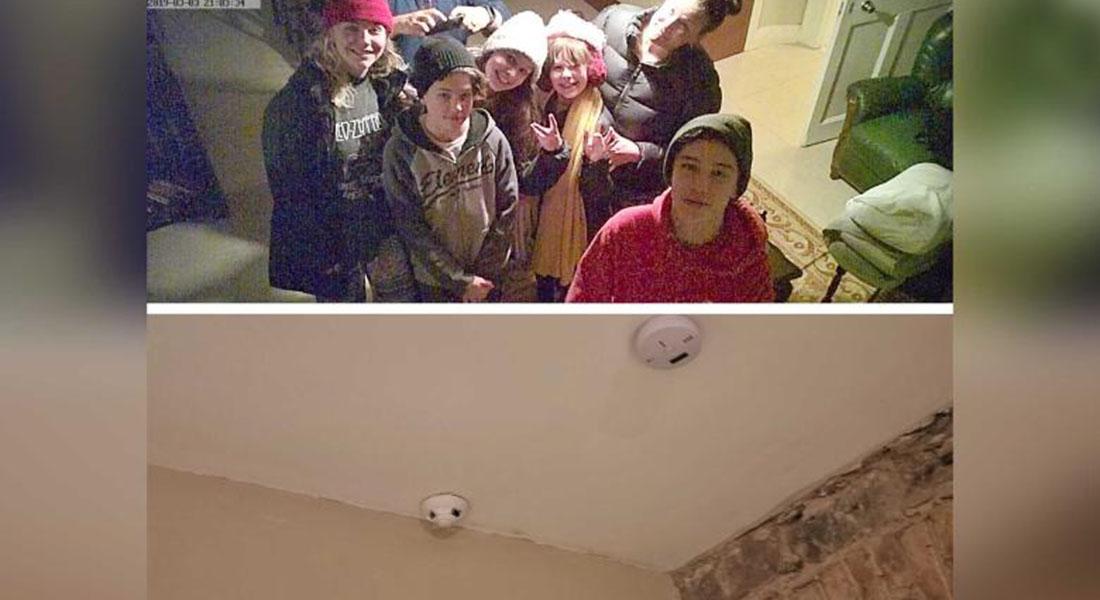 Как обнаружить скрытую камеру в апартаментах, арендованных при помощи сервиса Airbnb