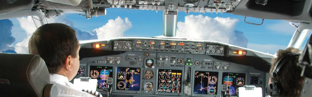 пилоты авиалайнеров