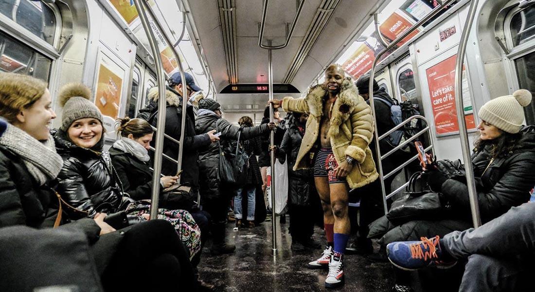 """Метро Нью-Йорка: правила выживания в подземной вселенной """"Большого яблока"""""""