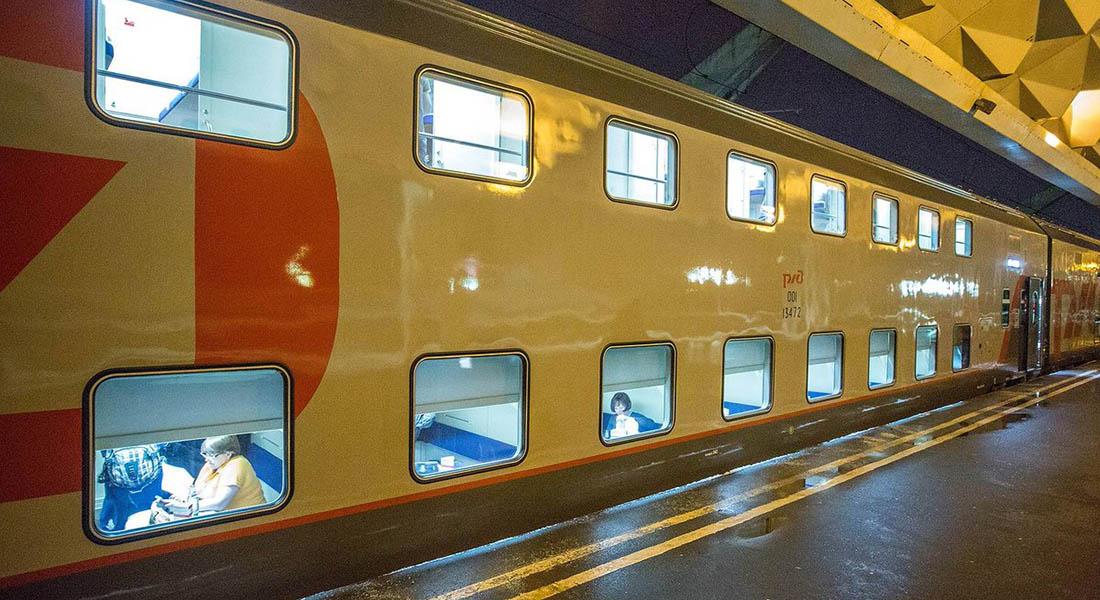 Поезд в Крым – выгодное и комфортное путешествие
