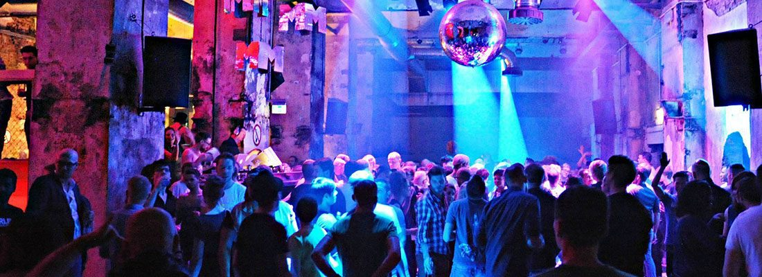 Ночные клубы Берлина